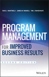 Program Management for Improved Business Results, 2nd Edition (111862792X) cover image