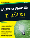 Business Plans Kit For Dummies, 4th Edition