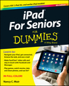 iPad For Seniors For Dummies, 6th Edition (111872822X) cover image