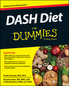 DASH Diet For Dummies (111888082X) cover image