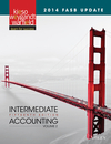 2014 FASB Update Intermediate Accounting 15e, Volume 2 (111898532X) cover image