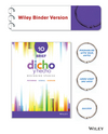 Dicho y hecho: Beginning Spanish, Binder Ready Version, 10th Edition Brief (111912882X) cover image