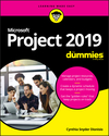 Microsoft Project 2019 For Dummies (111956512X) cover image