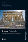 Ancient Philosophy: Essential Readings with Commentary (140513562X) cover image