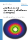 thumbnail image: Analytical Atomic Spectrometry with Flames and Plasmas, 2nd, Completely Revised and Enlarged Edition