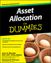 Asset Allocation For Dummies (0470409630) cover image