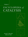 Encyclopedia of Catalysis, 6 Volume Set (0471241830) cover image