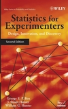 thumbnail image: Statistics for Experimenters: Design, Innovation, and...