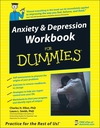 Anxiety & Depression Workbook For Dummies (0764597930) cover image