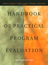 Handbook of Practical Program Evaluation, 2nd Edition (0787967130) cover image