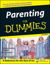 Parenting For Dummies, 2nd Edition (1118069730) cover image