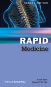 Rapid Medicine, 2nd Edition (1118293630) cover image
