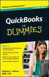 QuickBooks For Dummies, Portable Edition (1118343530) cover image