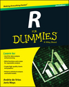R For Dummies, 2nd Edition (1119055830) cover image