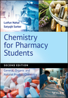 thumbnail image: Chemistry for Pharmacy Students: General, Organic and Natural Product Chemistry, 2nd Edition