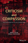 Criticism and Compassion: The Ethics and Politics of Claudia Card (1119463130) cover image