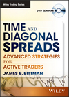 Time & Diagonal Spreads: Advanced Strategies for Active Traders (1592803830) cover image