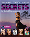 Studio and Location Lighting Secrets for Digital Photographers (0470570431) cover image