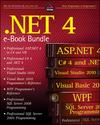 .NET 4 Wrox PDF Bundle: Professional ASP.NET 4, Professional C# 4, VB 2010 Programmer's Ref, WPF Programmer's Ref, Professional Visual Studio 2010 (0470937831) cover image