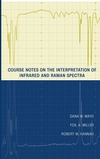 thumbnail image: Course Notes on the Interpretation of Infrared and Raman Spectra