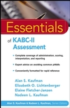 Essentials of KABC-II Assessment (0471667331) cover image