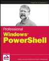 Professional Windows® PowerShell (0471946931) cover image