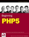 Beginning PHP5 (0764557831) cover image