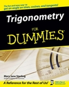 Trigonometry For Dummies® (0764569031) cover image