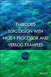 Embedded SoPC Design with Nios II Processor and Verilog Examples (1118011031) cover image