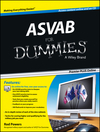 ASVAB For Dummies, Premier Plus (with Free Online Practice Tests) (1118525531) cover image