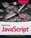 Beginning JavaScript, 5th Edition (1118903331) cover image