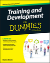 Training and Development For Dummies (1119076331) cover image