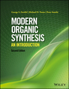 Modern Organic Synthesis: An Introduction, 2nd Edition (1119086531) cover image