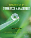 Fundamentals of Turfgrass Management, 5th Edition (1119204631) cover image