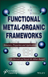 thumbnail image: Functional Metal-Organic Frameworks: Structure, Properties and Applications