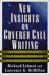 New Insights on Covered Call Writing: The Powerful Technique That Enhances Return and Lowers Risk in Stock Investing (1576601331) cover image