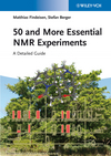 thumbnail image: 50 and More Essential NMR Experiments - A Detailed Guide