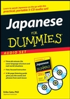 Japanese For Dummies Audio Set (0470178132) cover image