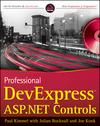 Professional DevExpress ASP.NET Controls (0470500832) cover image