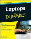 Laptops For Dummies, 3rd Edition (0470507632) cover image