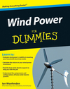 Wind Power For Dummies (0470584432) cover image
