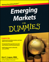 Emerging Markets For Dummies (0470878932) cover image