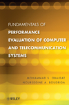 Fundamentals of Performance Evaluation of Computer and Telecommunication Systems (0471269832) cover image