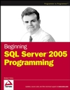Beginning SQL Server 2005 Programming (0764584332) cover image