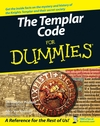 The Templar Code For Dummies (1118051432) cover image