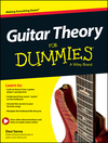 Guitar Theory For Dummies: Book + Online Video & Audio Instruction (1118646932) cover image