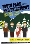 South Park and Philosophy: You Know, I Learned Something Today (1405181532) cover image