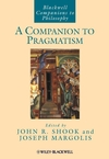 A Companion to Pragmatism (1405188332) cover image