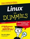 Linux For Dummies, 7th Edition (0470047933) cover image