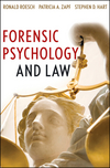 Forensic Psychology and Law (0470096233) cover image